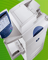 Druckerei Billig arbeitet mit der neuesten Technik schnell und effizient